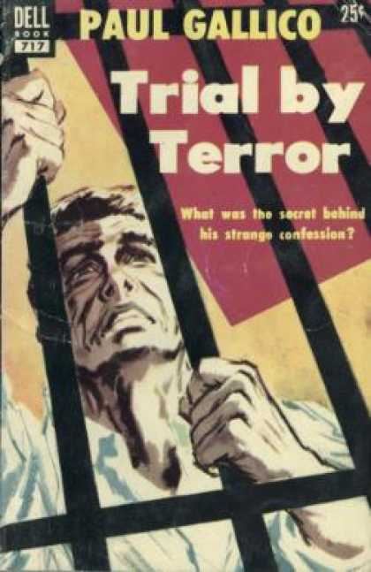 Dell Books - Trial By Terror - Paul Gallico