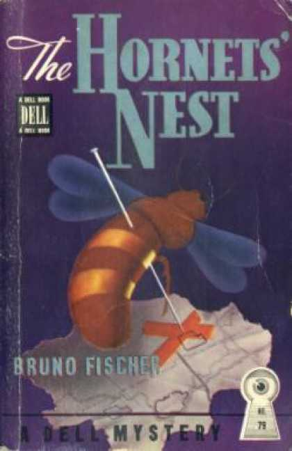 Dell Books - The Hornet's Nest - Bruno Fischer