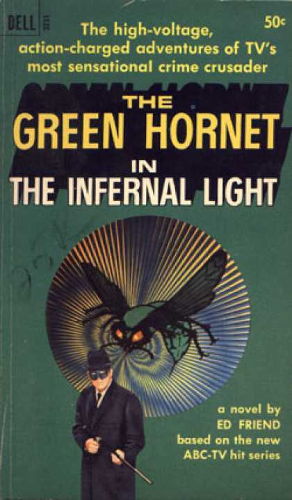 Dell Books - The Green Hornet In the Infernal Light - Ed Friend