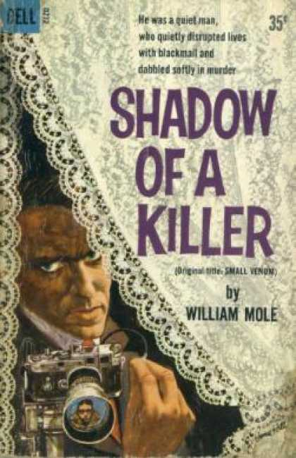 Dell Books - Shadow of a Killer - William Mole