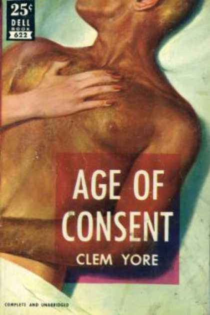 Dell Books - Age of Consent By Clem Yore