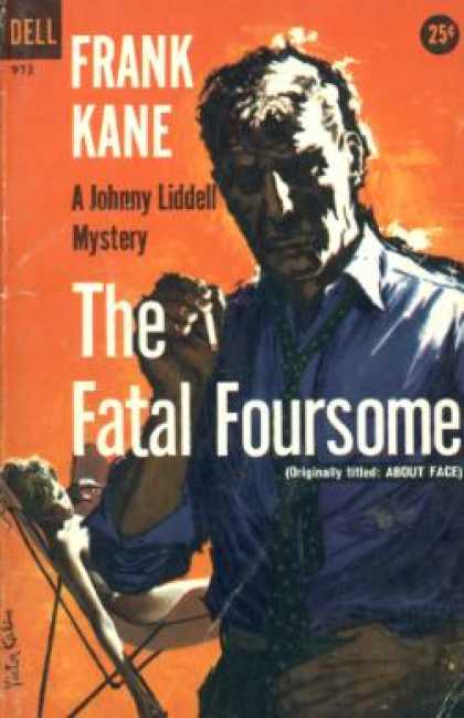 Dell Books - The Fatal Foursome - Frank Kane