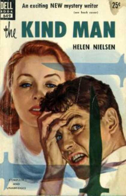 Dell Books - The Kind Man - Dell # 649 - Helen Nielsen