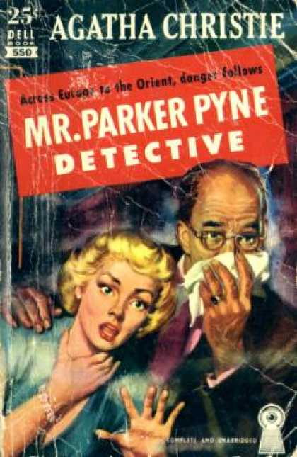 Dell Books - Mr. Parker Pyne, Detective