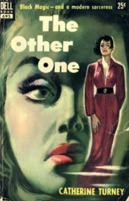 Dell Books - The Other One - Catherine Turney