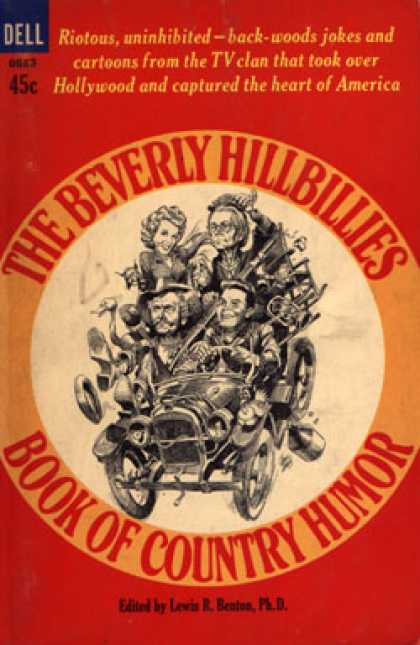 Dell Books - The Beverly Hillbillies Book of Country Humor
