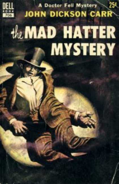 Dell Books - The Mad Hatter Mystery