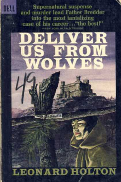 Dell Books - Deliver Us From Wolves