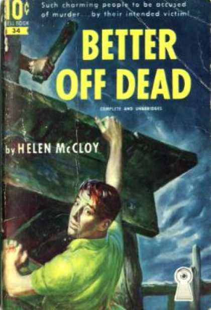 Dell Books - Better Off Dead