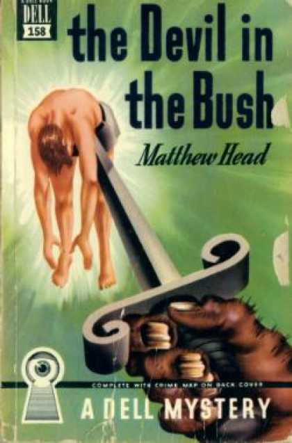 Dell Books - The Devil In the Bush - Matthew Head