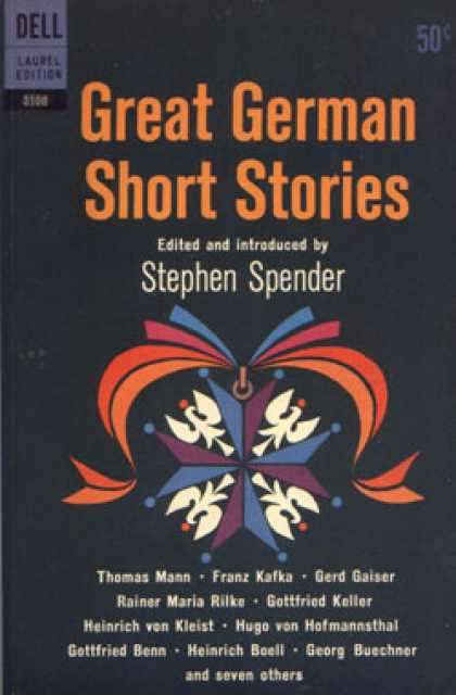 Dell Books - Great German Short Stories