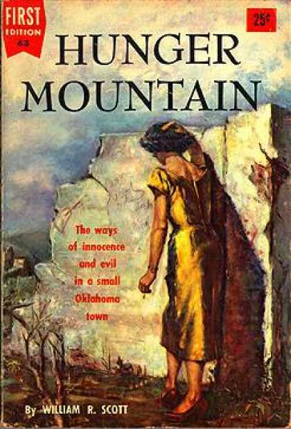 Dell Books - Hunger Mountain - William R. Scott