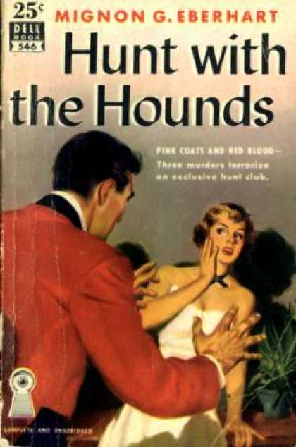 Dell Books - Hunt With the Hounds