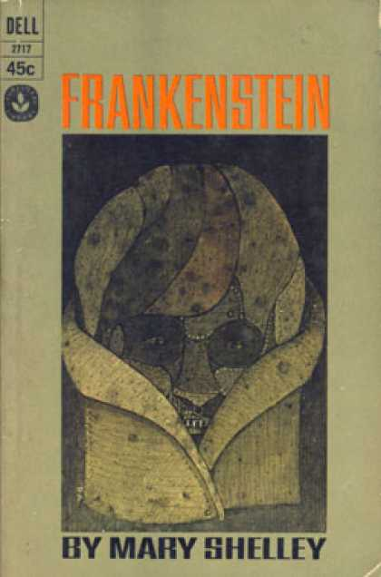 Dell Books - Frankenstein - Mary Shelley