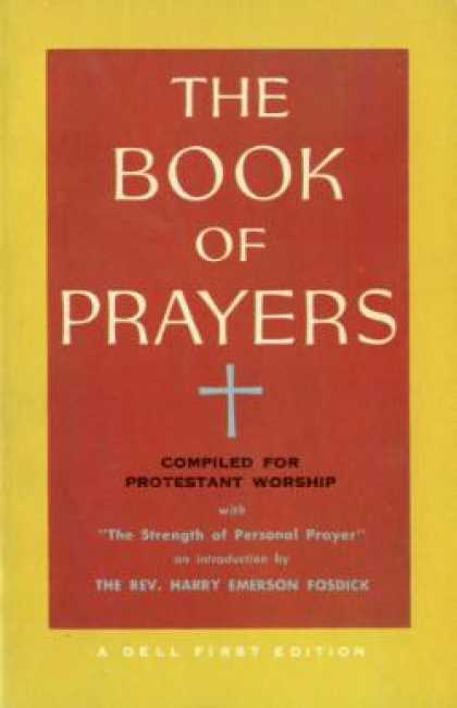 Dell Books - The Book of Prayers