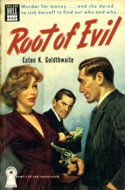Dell Books - Root of Evil - Eaton K. Goldwaite