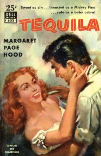 Dell Books - Tequila: A Novel - Margaret Page Hood