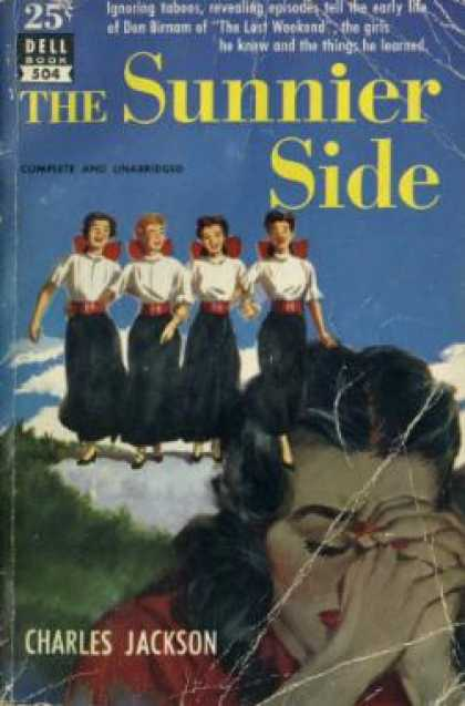 Dell Books - The Sunnier Side: Twelve Arcadian Tales - Charles Jackson