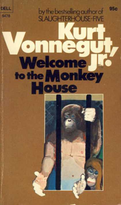 Dell Books - Welcome To the Monkey House