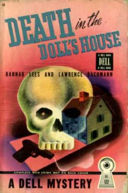 Dell Books - Death In the Doll's House - Hannah Lees
