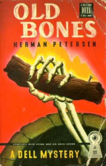 Dell Books - Old Bones - Herman Petersen