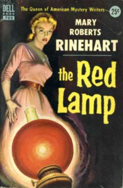 Dell Books - The Red Lamp - Mary Roberts Rinehart