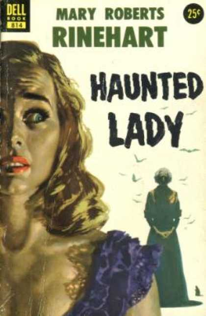 Dell Books - Haunted Lady - Mary Roberts Rinehart