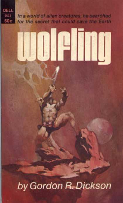 Dell Books - Wolfling