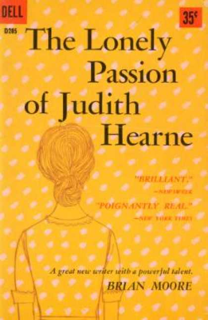 Dell Books - The Lonely Passion of Judith Hearne
