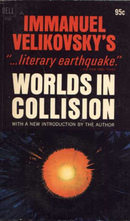 Dell Books - Worlds In Collison - Immanuel Velikovsky