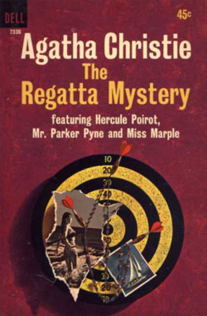 Dell Books - The Regatta Mystery