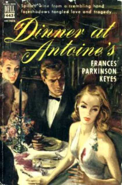 Dell Books - Dinner at Antoine's - Frances Parkinson Keyes