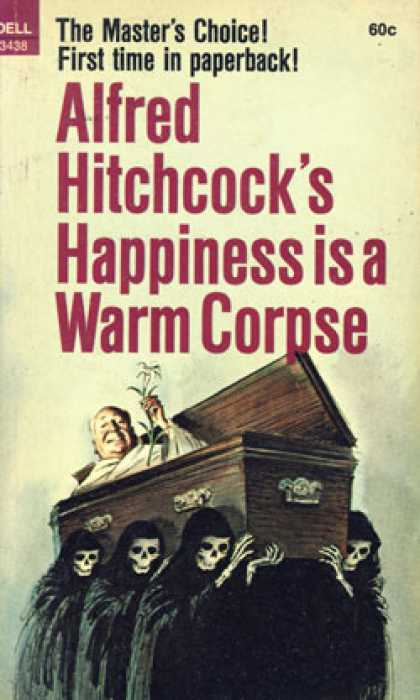 Dell Books - Happiness Is a Warm Corpse