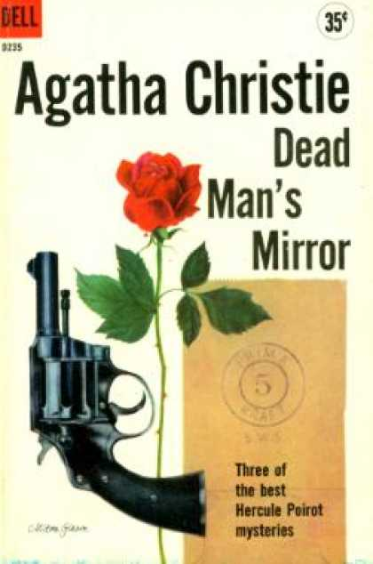 Dell Books - Dead man's mirror - Agatha Christie
