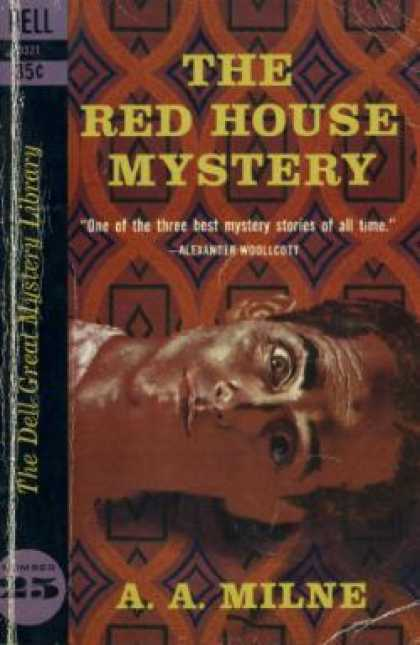 Dell Books - Red House Mystery - Milneaa