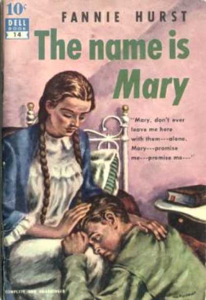 Dell Books - The Name Is Mary - Fannie Hurst