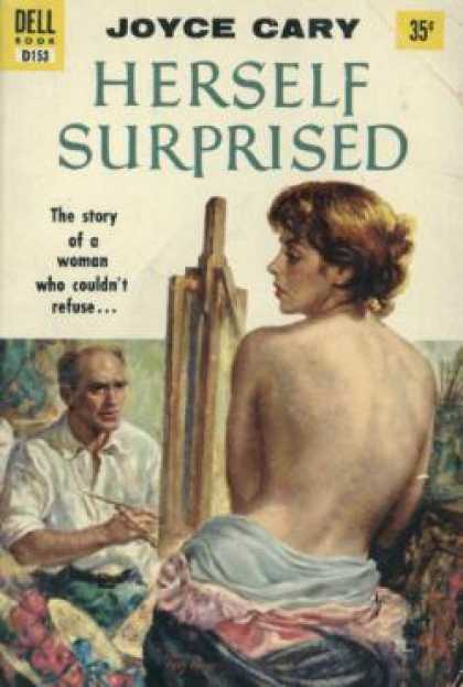 Dell Books - Herself Surprised - Joyce Cary