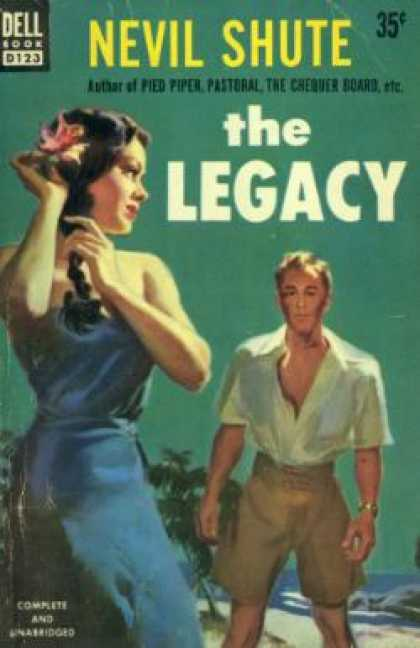 Dell Books - The Legacy - Nevil Shute
