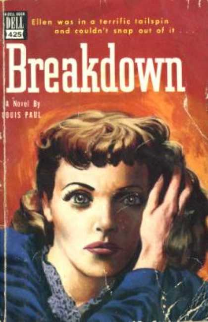 Dell Books - Breakdown - Louis Paul