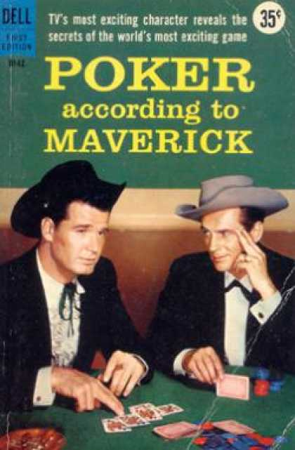 Dell Books - Poker According To Maverick