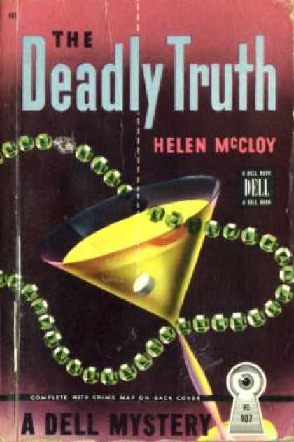 Dell Books - The Deadly Truth - Helen Mccloy