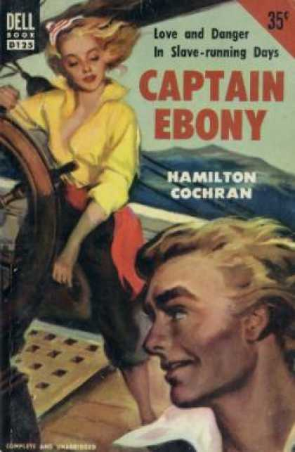 Dell Books - Captain Ebony