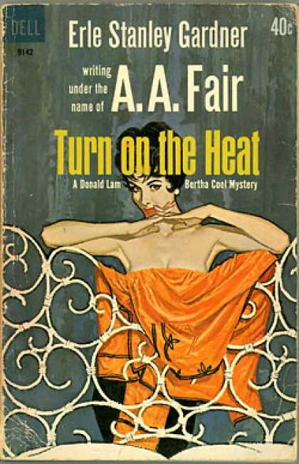 Dell Books - Turn On the Heat - A.a. Fair