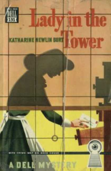 Dell Books - Lady In the Tower , # 191) - Katharine Newlin Burt
