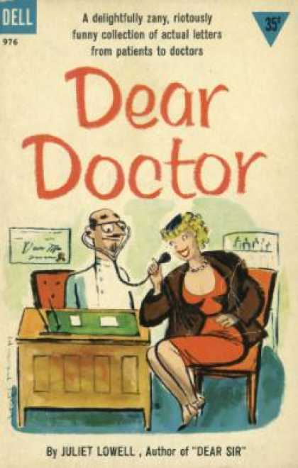 Dell Books - Dear Doctor