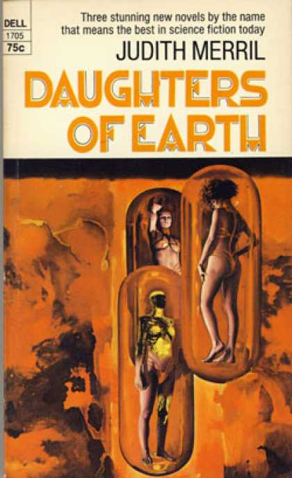 Dell Books - Daughters of Earth