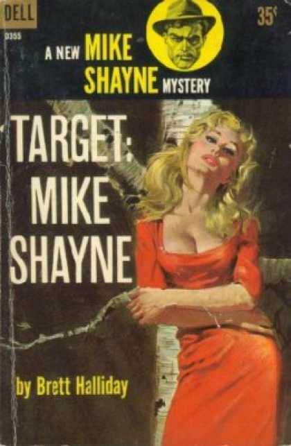Dell Books - Target: Mike Shayne - Brett Halliday