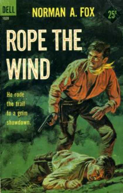 Dell Books - Rope the Wind - Norman A. Fox
