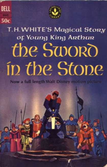 Dell Books - The Sword In the Stone - T. H. White