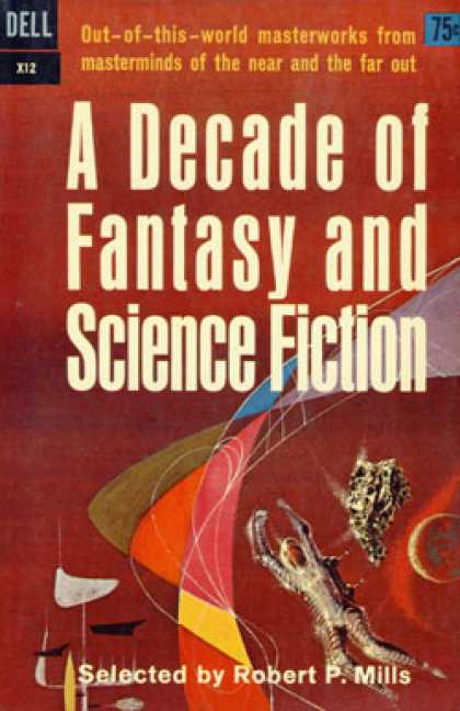Dell Books - A Decade of Fantasy and Science Fiction